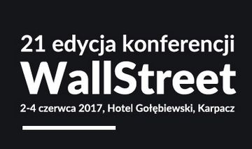 Wolfs as a Partner during the largest capital market conference in Poland!